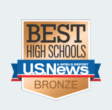 "Griffith High School Named 2018 U.S. News and World Report ""Best High Schools"" Bronze Medal"