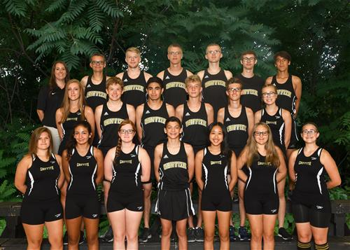 2018 Varsity Cross Country