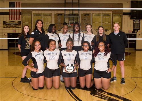 2018 C-Team Volleyball