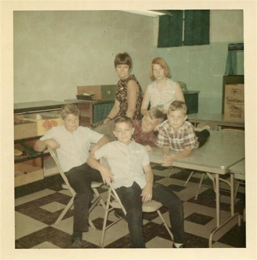 Summer School Students 1966